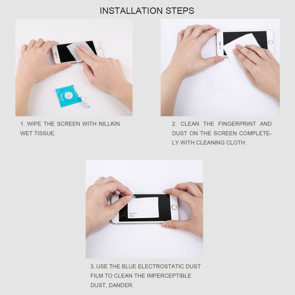 Xiaomi RedMi Note 8 Pro kaitseklaas must