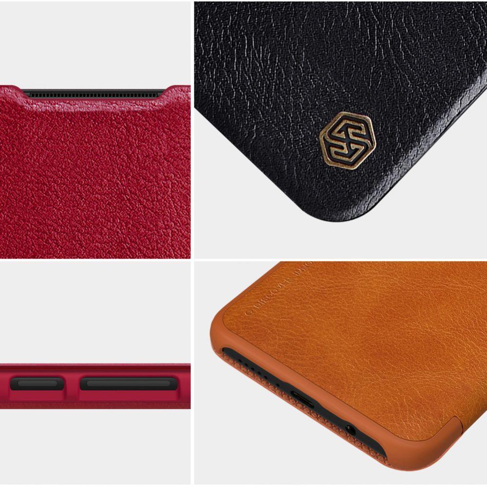Xiaomi RedMi Note 8 Pro telefona vāciņš sarkans