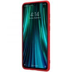 Xiaomi RedMi Note 8 Pro telefoni ümbris punane