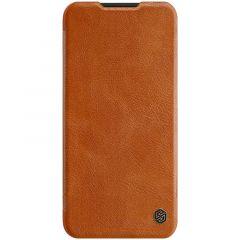 RedMi Note RedMi Note 8 maciņš Nillkin Qin Leather  Xiaomi RedMi Note 8