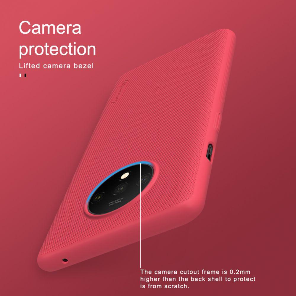 OnePlus 7T telefona vāciņš zeltīts