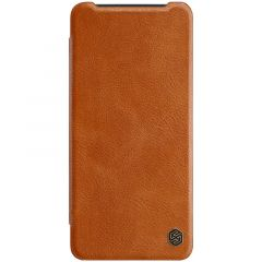 OnePlus 7T maciņš Nillkin Qin Leather  OnePlus 7T