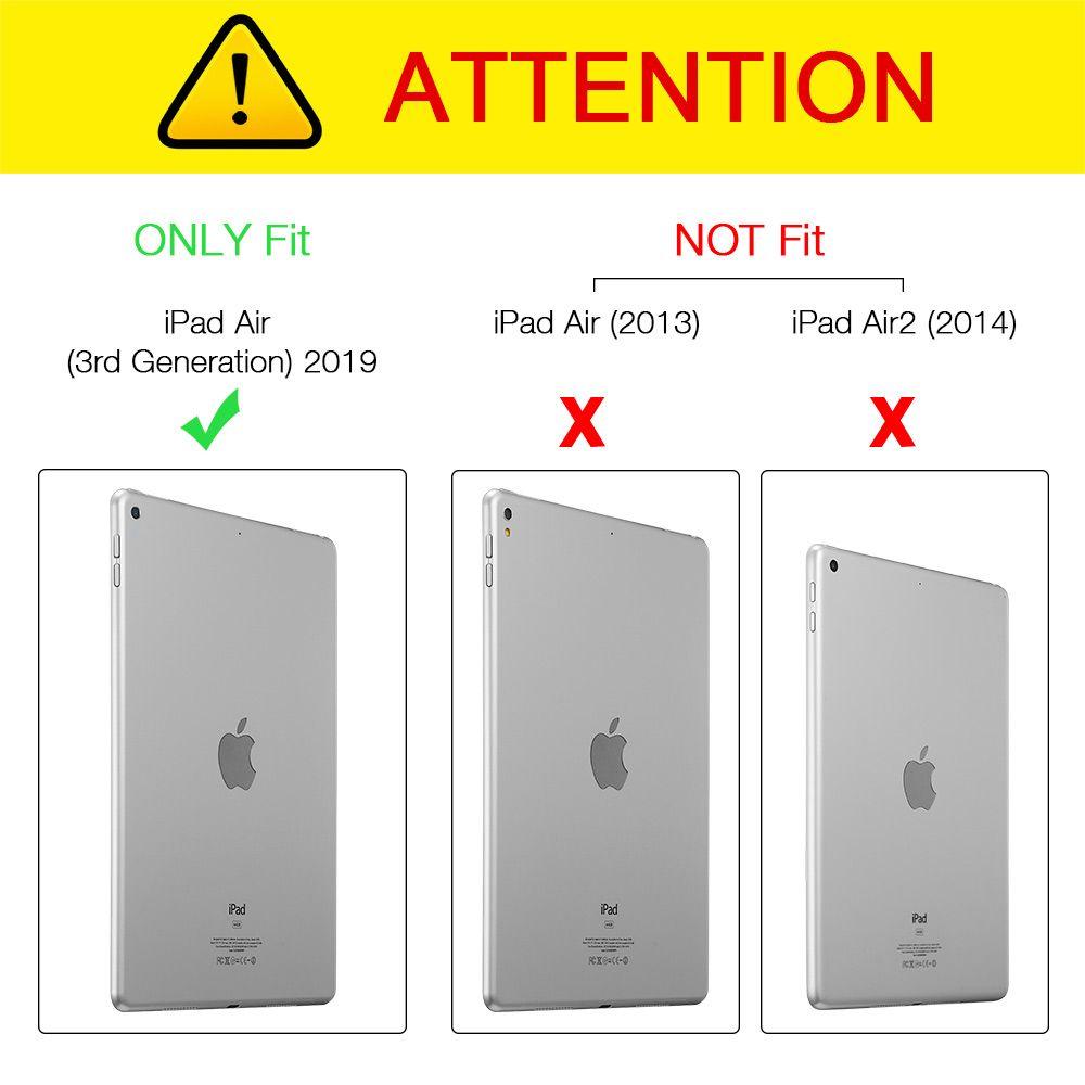 Apple iPad Air 10.5 (2019) maciņš  ESR 2019 Simplicity Holder