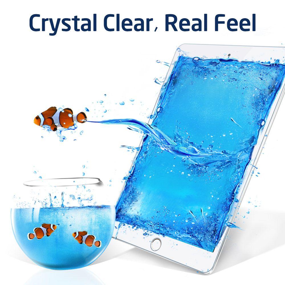 Apple iPad Air 2 aizsargstikls caurspīdīgs ESR Glass Film