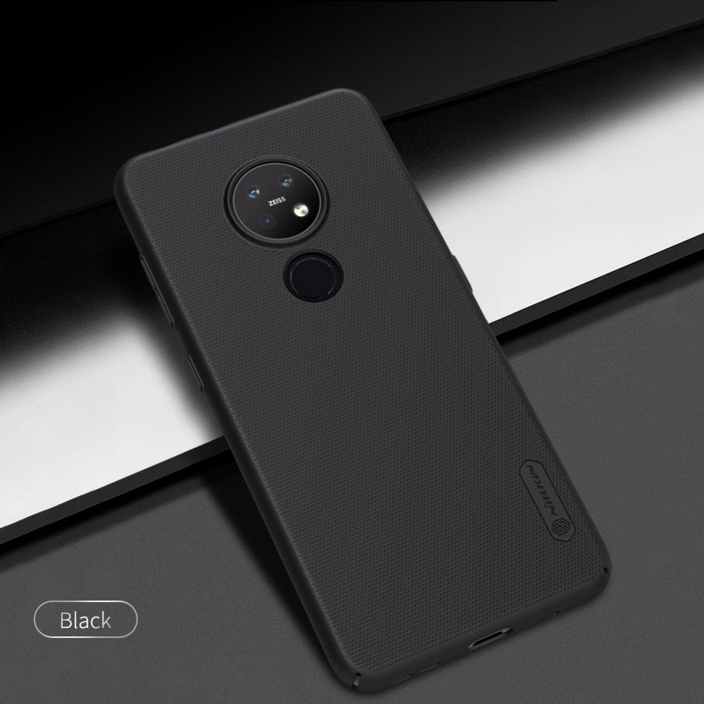 Nokia 6.2/7.2 vāciņš melns