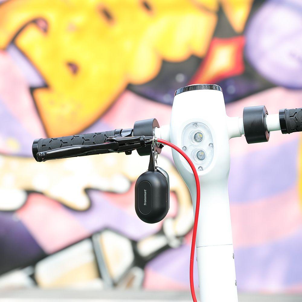 Austiņas Bluetooth Tronsmart Spunky Beat bezvadu austiņas  melns