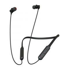 Austiņas Bluetooth Nillkin Soulmate Black Neckband bezvadu austiņas melns