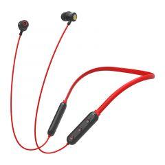 Aksesuāri Bluetooth austiņas  Bluetooth Nillkin Soulmate Red Neckband bezvadu austiņas