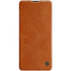 Samsung Galaxy Note 10 Lite maciņš Nillkin Qin Leather  Samsung Galaxy Note 10 Lite