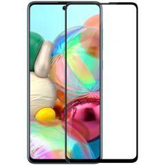 Galaxy A71 skärmskydd Nillkin 3D CP+MAX Tempered Glass Galaxy A71
