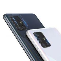 Galaxy A71 skärmskydd Nillkin InvisiFilm Camera Shield Galaxy A71