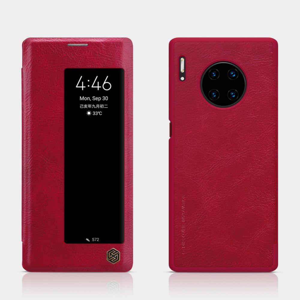 Huawei Mate 30 Pro telefona maciņš melns