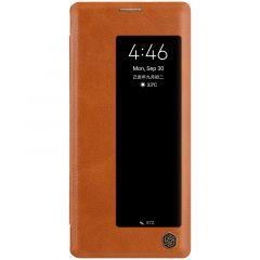 Huawei Mate 30 Pro maciņš Nillkin Qin Leather  Huawei Mate 30 PRO