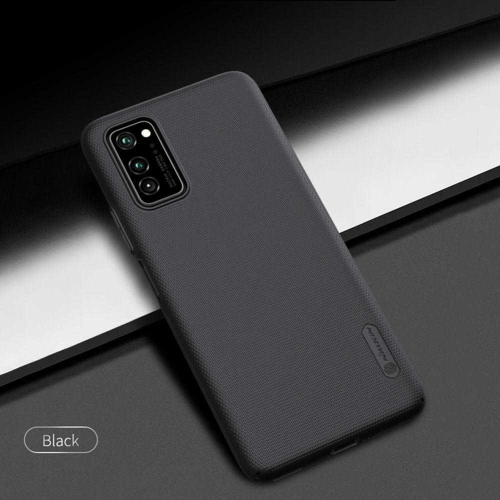 Honor V30 telefona vāciņš melns