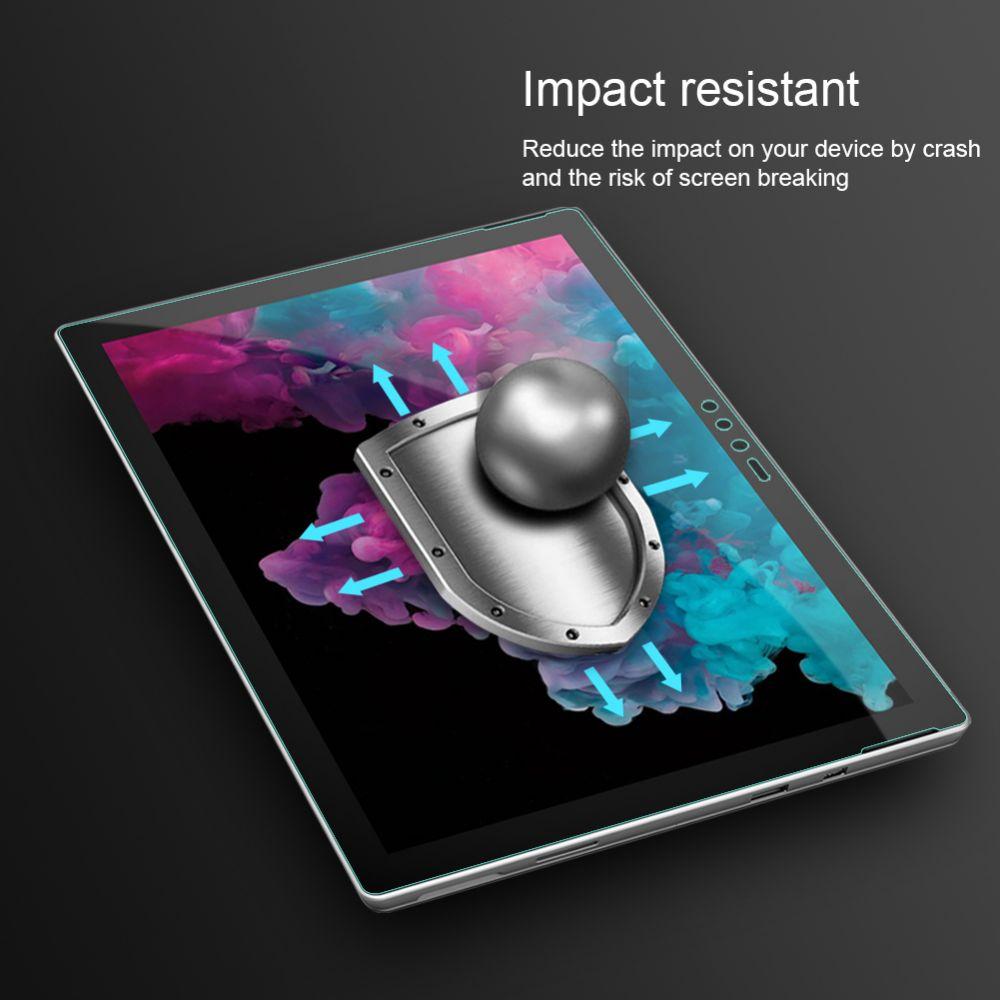 Microsoft Surface Pro 6 planšetes aizsargstikls caurspīdīgs
