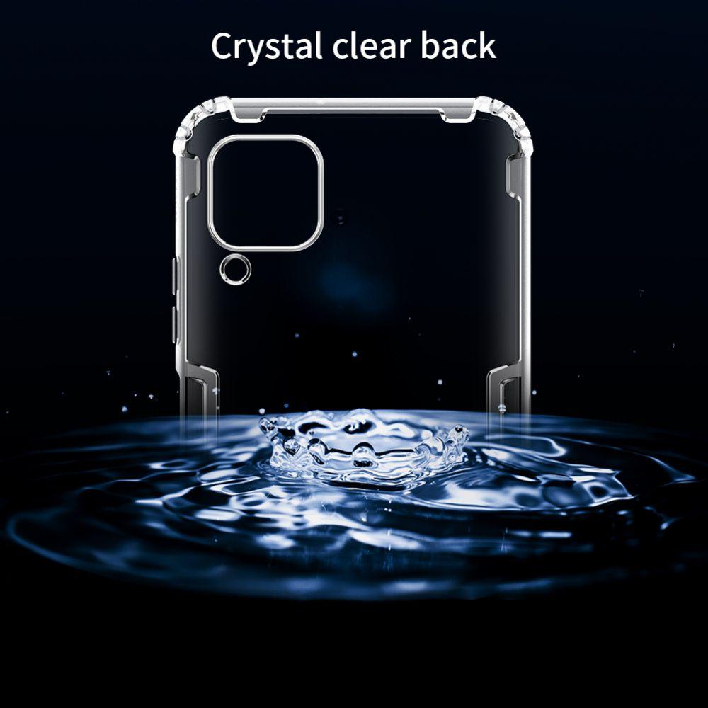 Huawei P40 Lite vāciņš caurspīdīgs