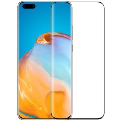 Huawei P40 Pro aizsargstikls Nillkin 3D DS+MAX Tempered Glass Huawei P40 Pro