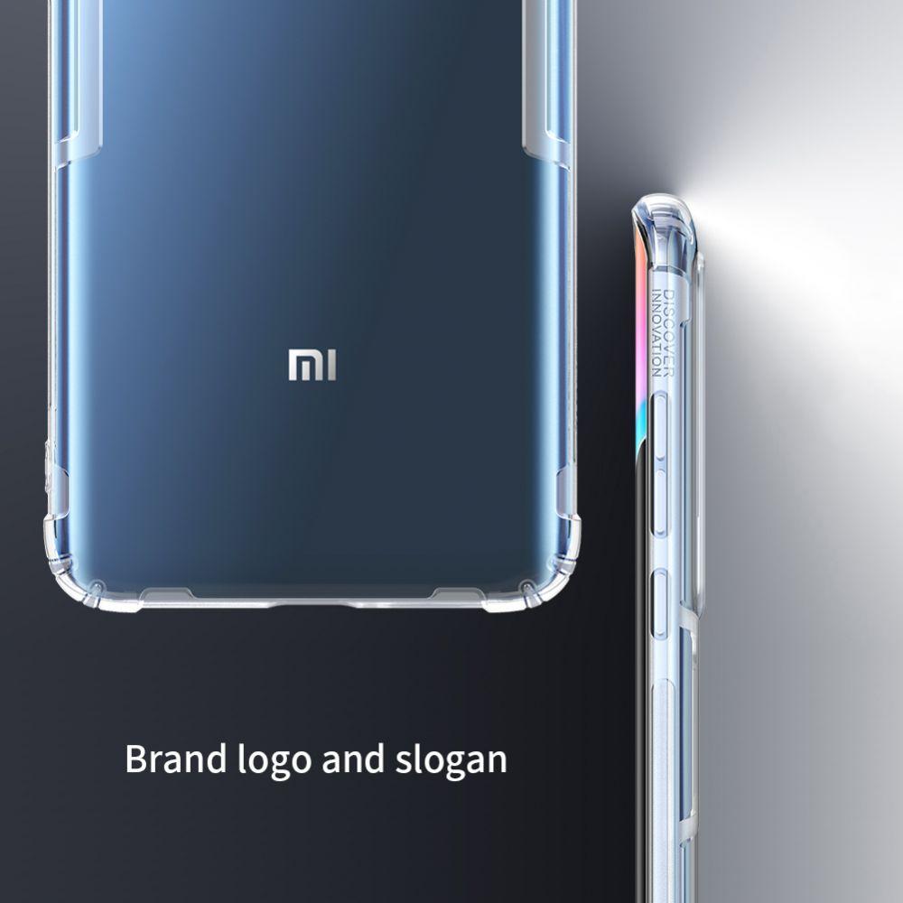 Xiaomi Mi 10 Pro vāciņš caurspīdīgs