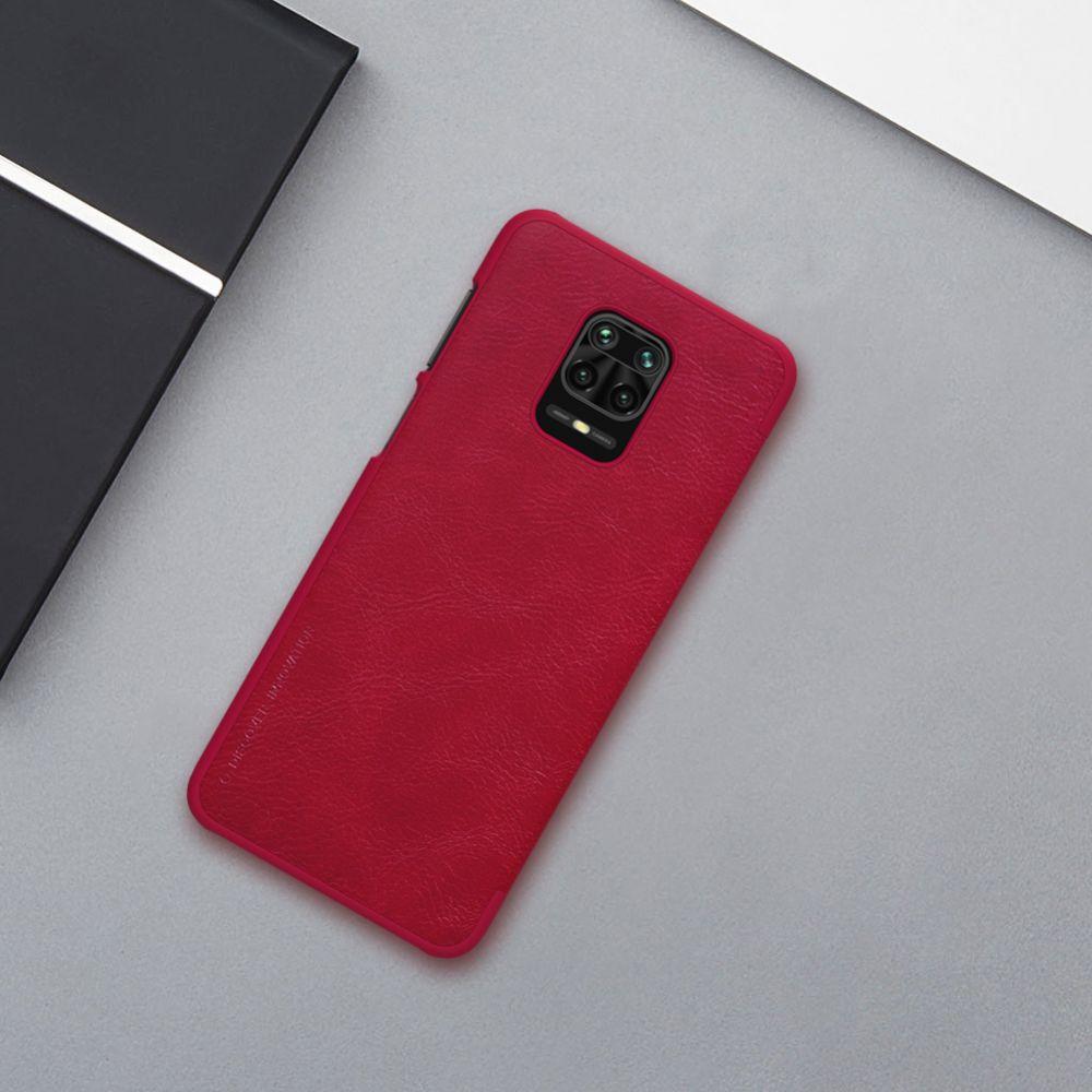 Xiaomi RedMi Note 9S maciņš melns