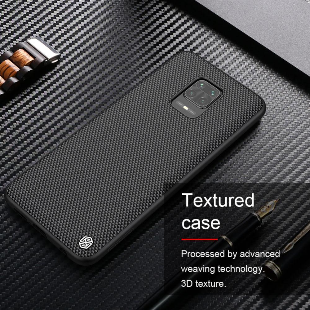 Xiaomi RedMi Note 9S vāciņš melns