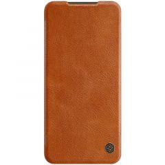 RedMi Note RedMi Note 9S maciņš Nillkin Qin Leather  Xiaomi RedMi Note 9S