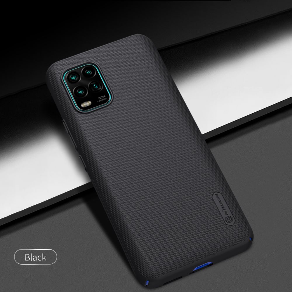 Xiaomi Mi 10 Lite 5G vāciņš melns