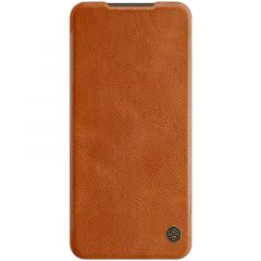 RedMi Note RedMi Note 9 Pro maciņš Nillkin Qin Leather Xiaomi RedMi Note 9 Pro