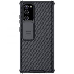 Samsung Galaxy Note 20 vāciņš Nillkin CamShield Pro  Samsung Galaxy Note 20