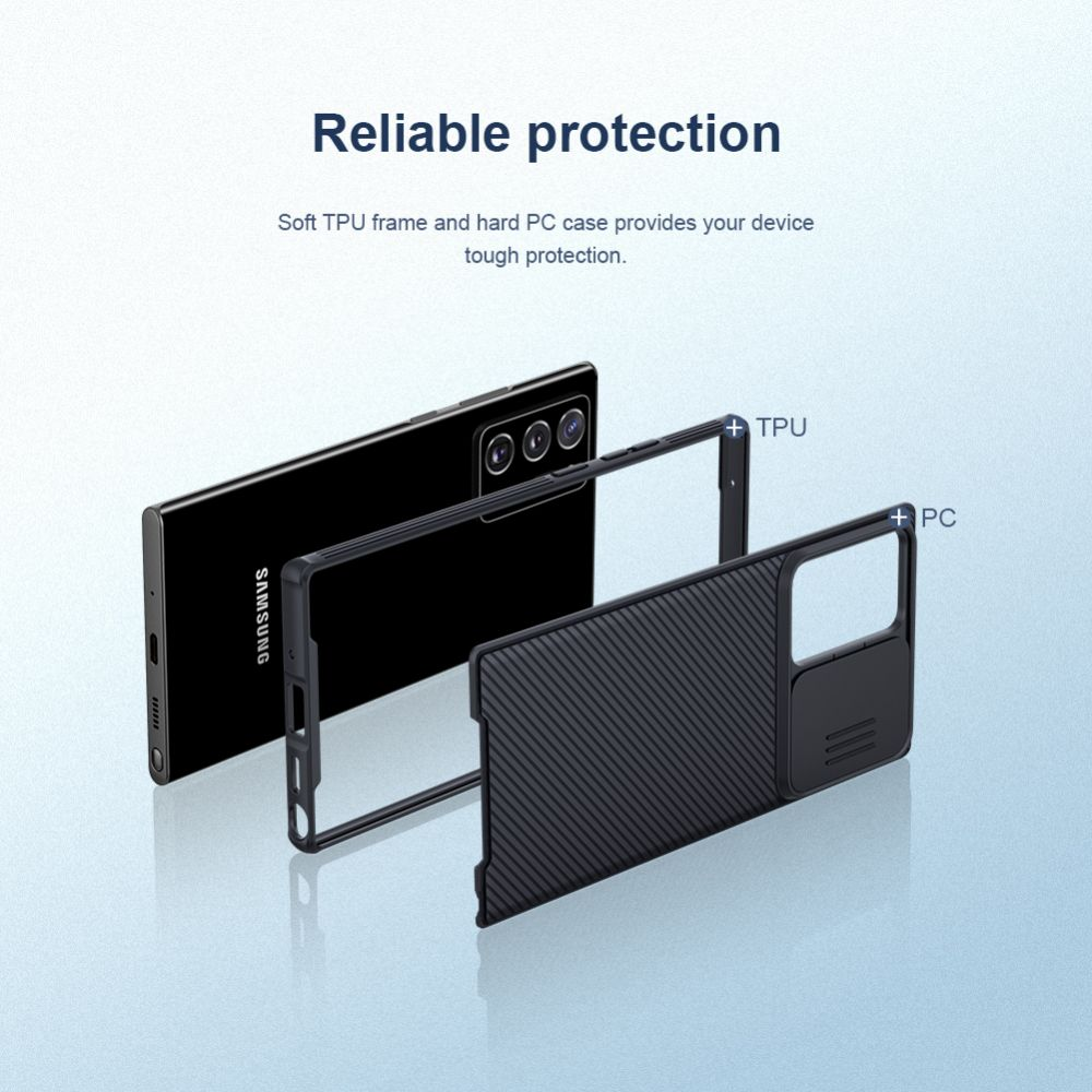 Samsung Galaxy Note 20 Ultra vāciņš melns