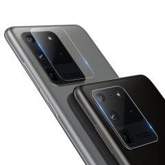 Galaxy Note Galaxy Note 20 Ultra skärmskydd Nillkin InvisiFilm Camera Shield Samsung Galaxy Note 20 Ultra