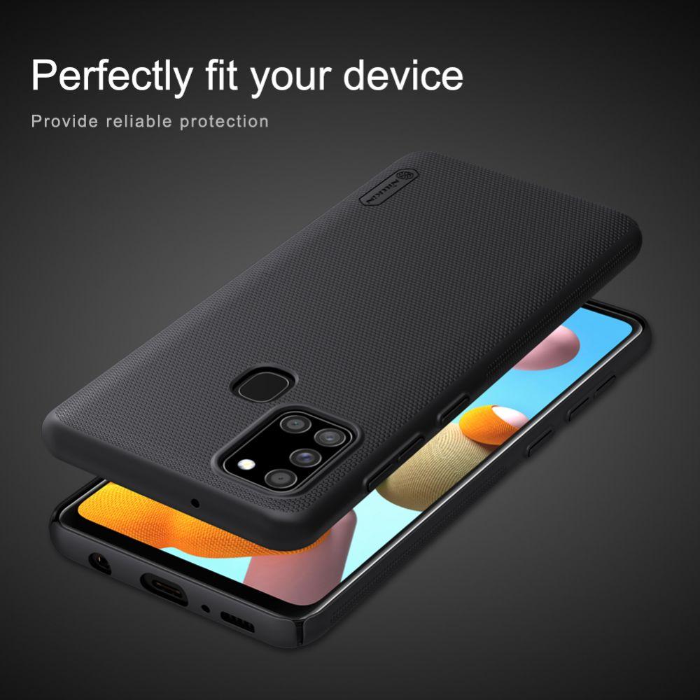 Samsung Galaxy A21S Vāciņš Zils