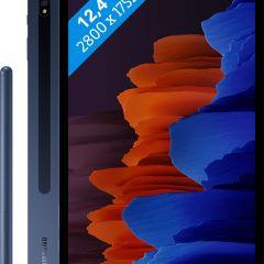 Galaxy Tab Galaxy Tab S7 Plus maciņš SAMSUNG GALAXY TAB S7+ Wi-Fi 8/256 Blue planšetdators