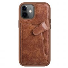 iPhone iPhone 12 Mini vāciņš Nillkin Aoge Leather  iPhone 12 Mini