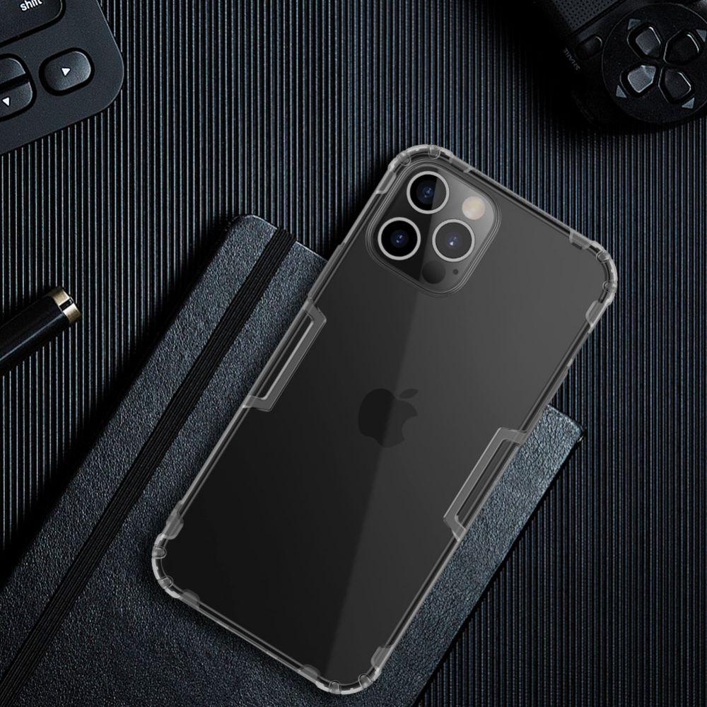 Apple iPhone 12 Pro vāciņš caurspīdīgs