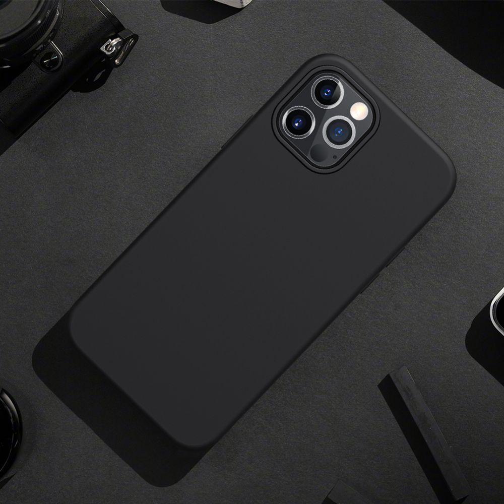 Apple iPhone 12 Pro vāciņš melns