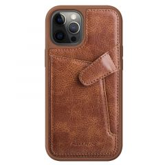iPhone iPhone 12 Pro vāciņš Nillkin Aoge Leather  iPhone 12 Pro