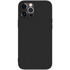 Apple iPhone 12 Pro ümbris must Synthetic Fiber