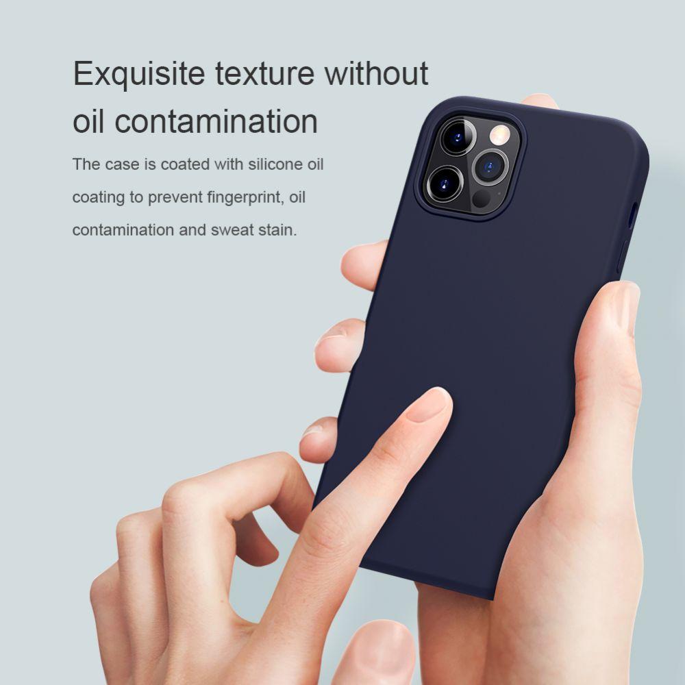 Apple iPhone 12 vāciņš zils