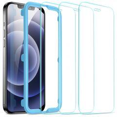 Apple iPhone 12 aizsargstikls ESR Screen Shield iPhone 12 (3 pack)