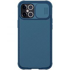 Apple iPhone 12 Pro Max чехол синий CamShield Pro