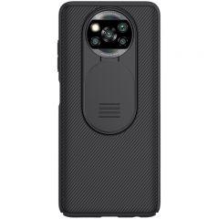 Poco Poco X3 NFC suojakuori Nillkin CamShield  Xiaomi Poco X3 NFC