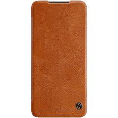 Poco Poco X3 NFC maciņš Nillkin Qin Leather  Xiaomi Poco X3 NFC