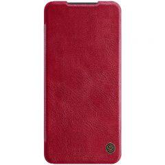 Poco Poco X3 NFC vāciņš Nillkin Qin Leather  Xiaomi Poco X3 NFC