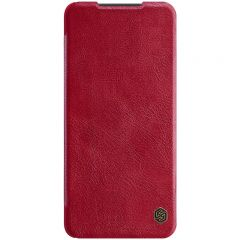 Xiaomi Poco X3 NFC vāciņš Nillkin Qin Leather  Xiaomi Poco X3 NFC