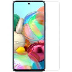 Samsung Galaxy M51 aizsargstikls caurspīdīgs H+PRO