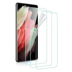 Galaxy S21 Ultra защитное стекло ESR 3D Full Coverage Liquid Skin Film Galaxy S21 Ultra (3pack)
