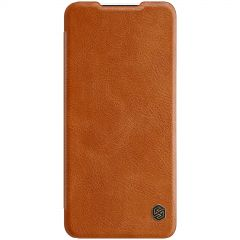 Galaxy A Galaxy A32 5G case brown Qin Leather