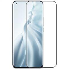 Mi Mi 11 защитное стекло Nillkin 3D DS+MAX Tempered Glass Xiaomi Mi 11