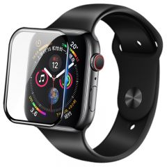 Apple Watch skärmskydd Nillkin 3D AW+ Full Coverage Watch Tempered Protective Film 44mm