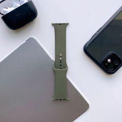 Apple Watch siksniņa zaļš TECH-PROTECT IconBand 4/5/6/7/SE (42/44/45mm)